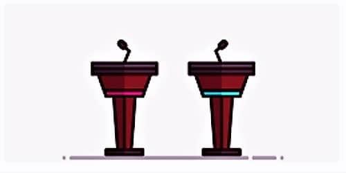 Request to Principle for the establishment of Debating Club