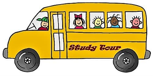 Application format for permission for arranging a Study Tour