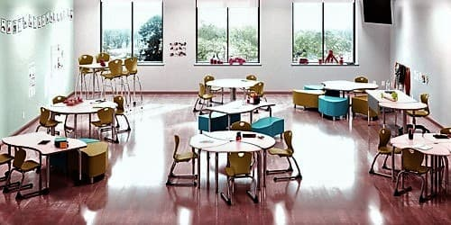 Application to Principal for improvement of Common Room