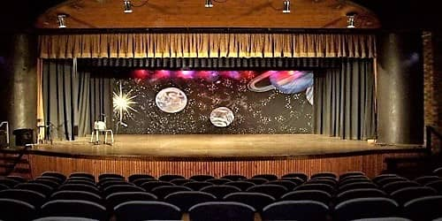 Application to Seek Permission for Staging a Drama in Auditorium