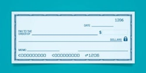 Letter to Inform Payment Cheque Sending