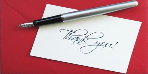 Thanks letter to Boss for a Bonus