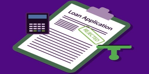 Loan Rejection Letter from Bank to Client