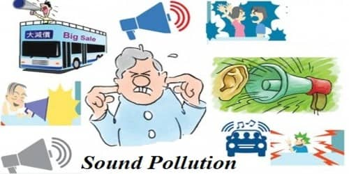 Sound Pollution and its Effects