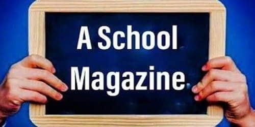 A School Magazine