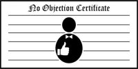 Application of No Objection Certificate (NOC) from Bank