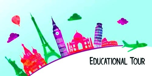 Application for Educational Tour