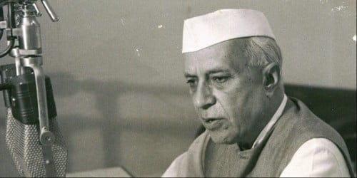 Jawaharlal Nehru – a Greatest Leader