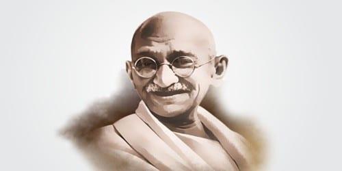Mahatma Gandhi – a True Leader