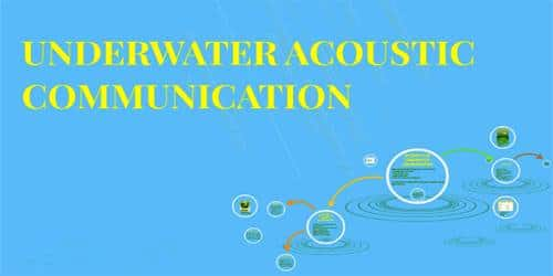 What is Underwater Acoustic Communication?