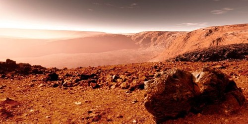 Possibility of Life on Mars