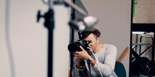Cover Letter for Advertising Photographer