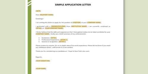 Cover Letter for Appraiser