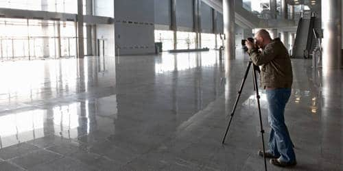 Cover Letter for Architectural Photographer