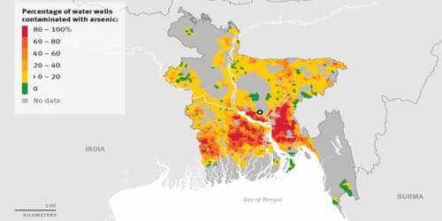 Arsenic Poisoning in Bangladesh