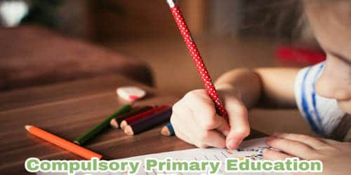 Compulsory Primary Education