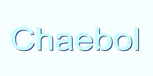 Chaebol