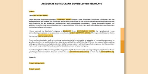 Cover Letter for Associate Producer