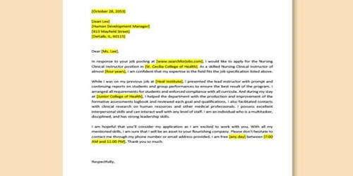 Cover Letter for Authorization Specialist