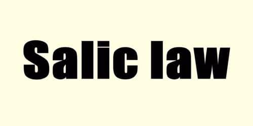 Salik Law