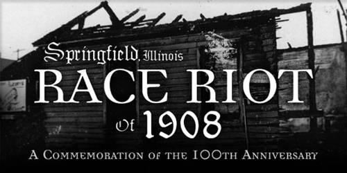 Springfield Race Riot