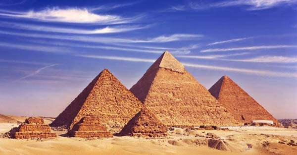 Egypt responds to Elon Musk's advice Pyramids were created by aliens