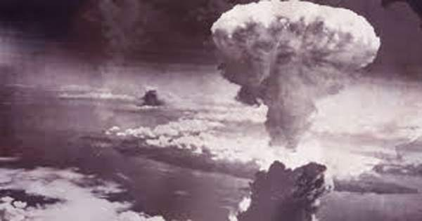 The new declassified footage shows the biggest nuke ever exploded