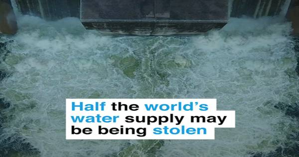 Water Theft By Big Business Grow As Climate Change Continues