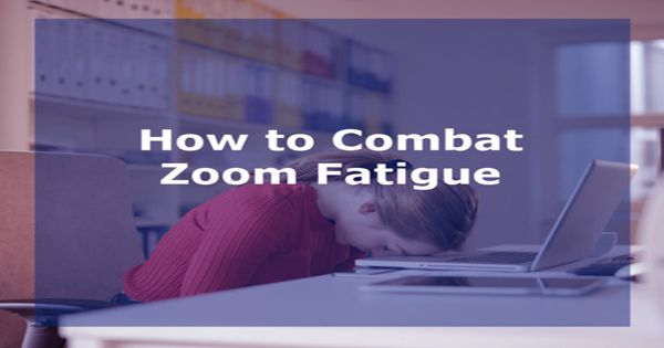 """Zoom fatigue"" is one thing and you're not alone experiencing it"