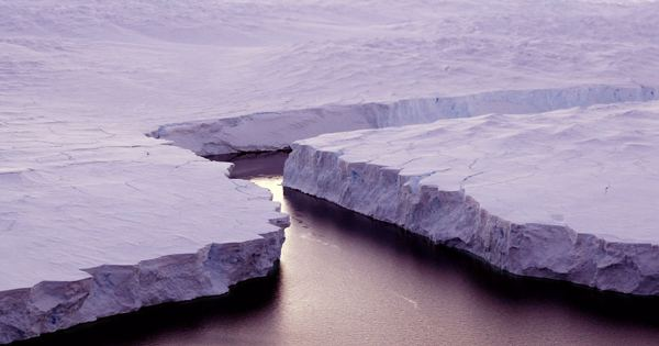 Lots of ancient lake beds have been found under the ice in Greenland
