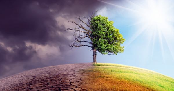 A vicious cycle: Can climate change be made worse by droughts and storms?