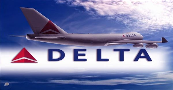 Delta passengers had a fear when one of the aircraft's engines failed during the flight
