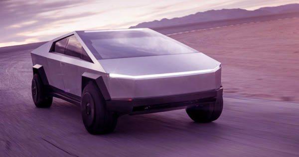 "Elon Musk's ""Bulletproof"" Tesla"