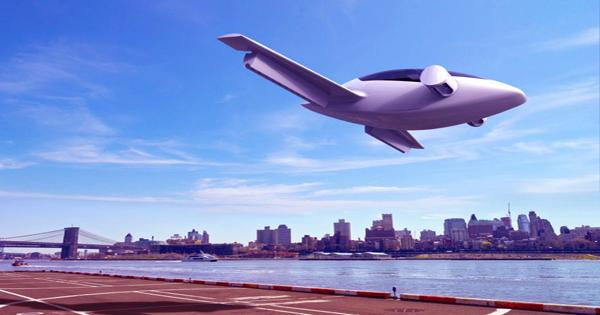 If this company succeeds, air taxis could be an issue in the United States by 2025