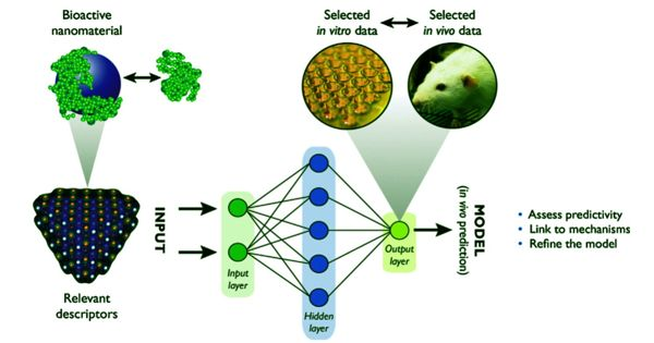 Researchers reveal Machine Learning Nanoparticles' Structure