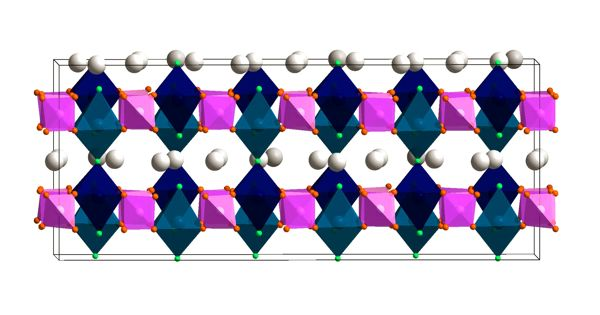 Disordered yet Highly Symmetrical Structure: Making disorder for a perfect battery