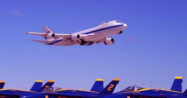 "Meet the ""Doomsday Plane"": US Military Aircraft Built to Prevent Nuclear War"