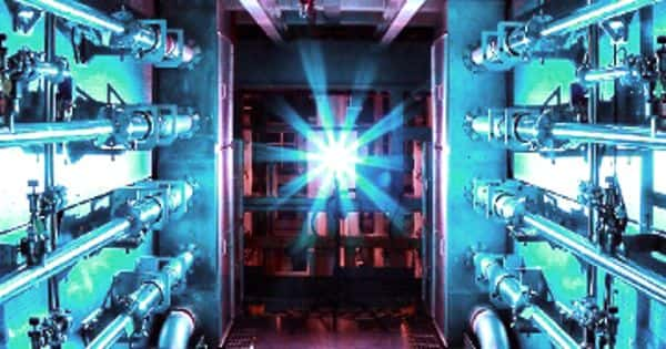 Scientists Successfully Fired Up a tentative Fusion Reactor