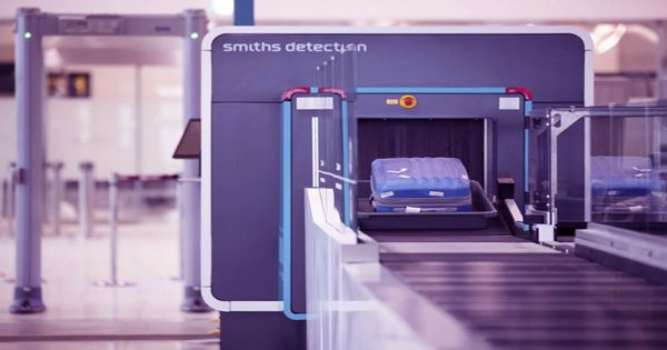 The airport is unveiling new scanning technology to bring Liquids through security