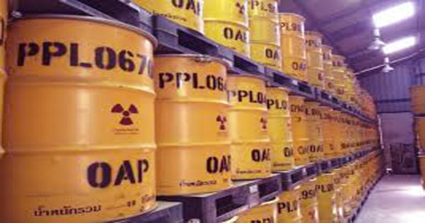 There is an unexpected problem with the plan to save nuclear waste