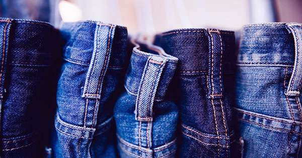Traces of Your Denim Jeans could one day be End up in the Arctic