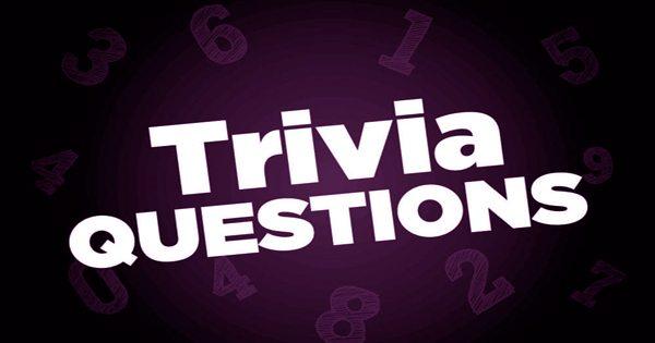Trivia questions will Stump a computer