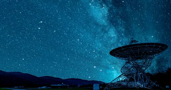 Blown antenna leads Physicists to Hypothesized but previously Undetected Phenomenon