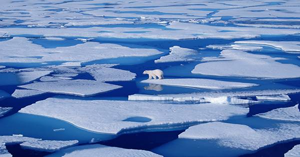 Circles important for global warming and large scale ice loss