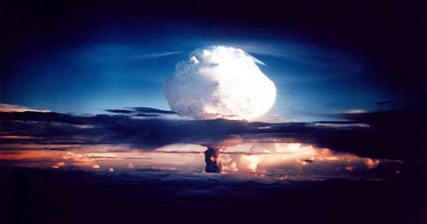 In 2017 the radioactive cloud that crossed Europe was from a civilian nuclear reactor
