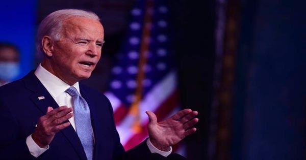 Joe Biden's Team Hid a Job Advert within the Source Code of Their Transition Website