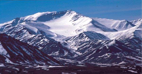 Study Claims, Crustal Forces, Not Erosion, Determine the Height of Mountain Ranges