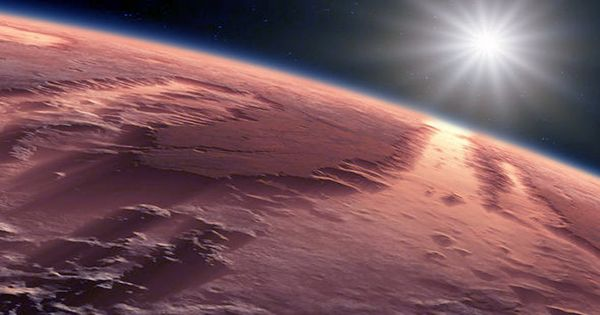 Researchers Have Found a Potential New Way to create Breathable Oxygen on Mars