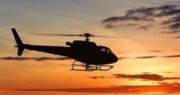 Researchers look for helicopter noise reduction technology