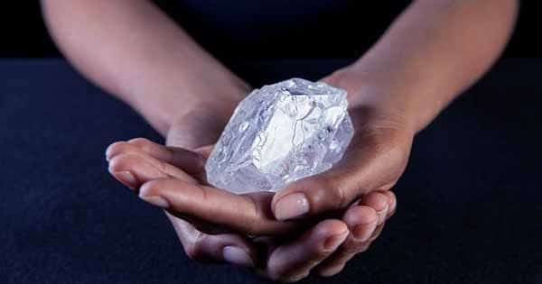 The Brand New Space Mineral Might Be As Tough As Diamonds